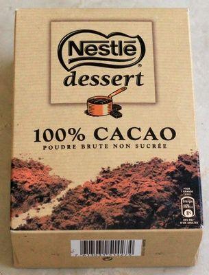 Composant: la boite est très classique, en carton. C'est un produit essentiellement utilisé cuisine donc le packaging est très peu complexe et recherché.  Décor: le but est de garder l'image du produit brut le cacao. Le but et le point fort de se packaging est la gourmandise, en effet l'image du chocolat éveil nos papilles et notre envie de chocolat.