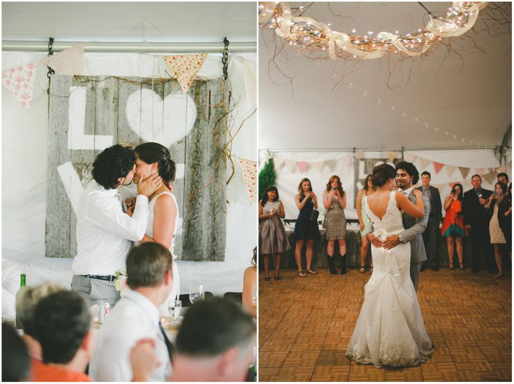 Rustic Romance - see the full wedding on the blog!