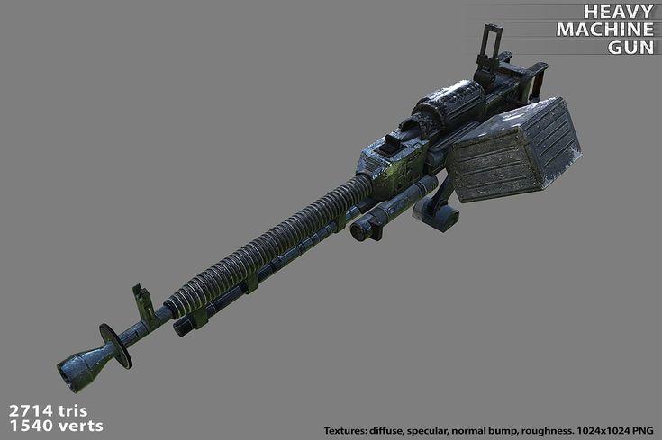 develop heavy machine guns - HD1160×772