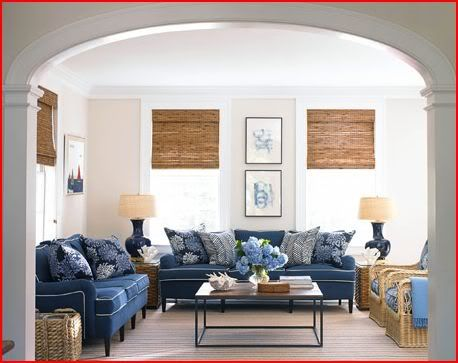 Best 25+ Navy blue couches ideas on Pinterest | Blue sofas, Living ...