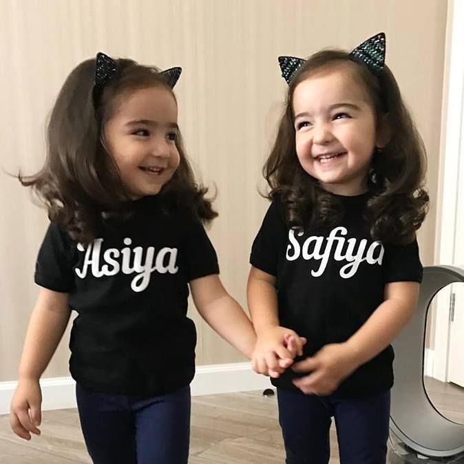 Asiya and Safiya