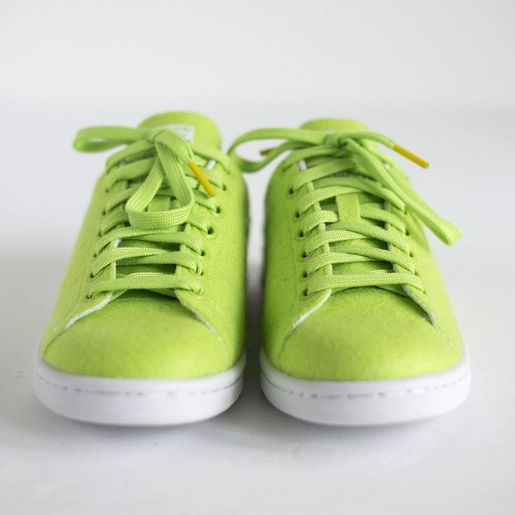 ADIDAS STAN SMITH PHARRELL WILLIAMS TENNIS BALL SNEAKERS GREEN PW B25388 SHOES | eBay