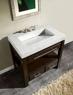 17 Best Images About 36 Inch Bathroom Vanities On Pinterest Black Granite Marble Top And 36