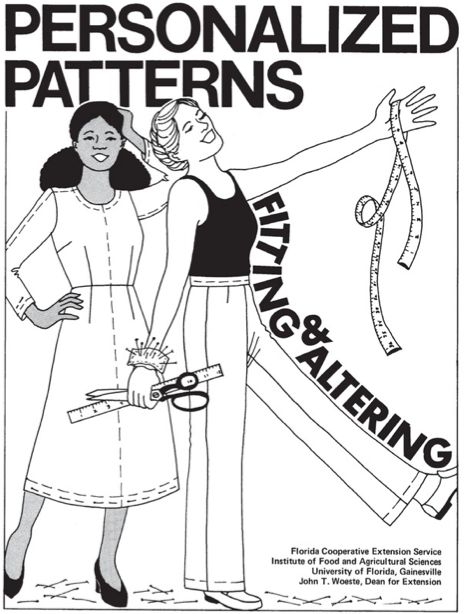 Amazing list of free resources for Pattern Alterations & Fitting!!