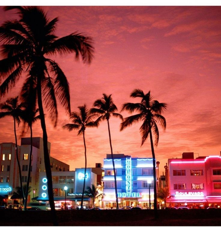 From the bustling beaches to the neon light on Ocean Drive, it's clear why Miami made it onto the list of the top 10  most Instagrammed Cities in the world.