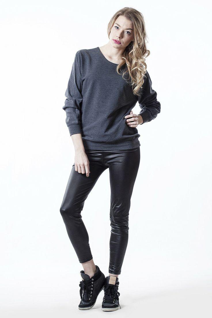 gblouse basic - CONCRETE blonde #flowear #fashion ✻ www.flowear.org
