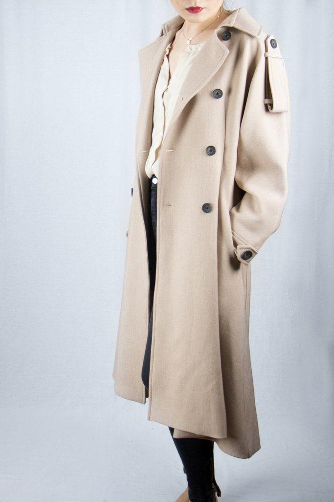 ANNA Swing Coat