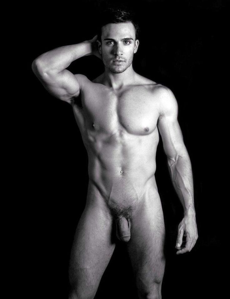 male Professional models naked nude