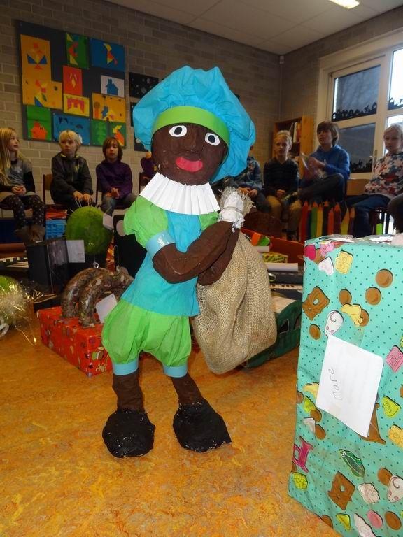 Surprises Sinterklaas 2011