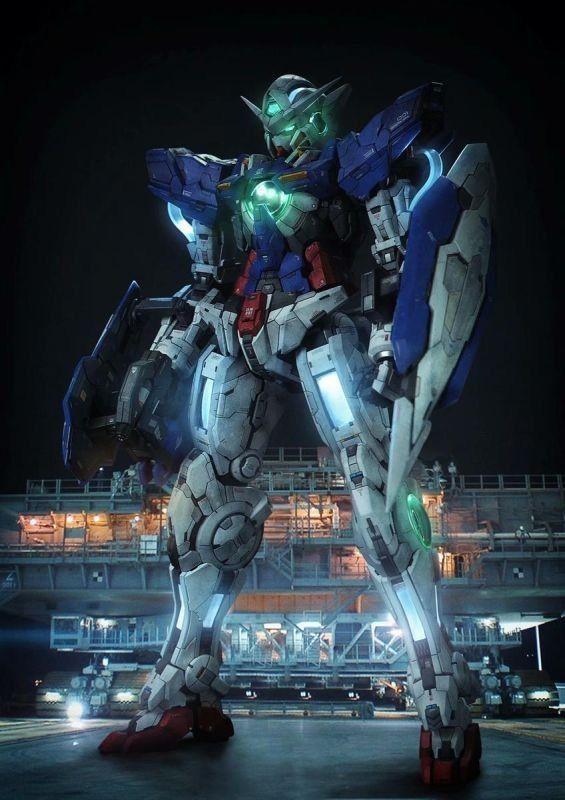 Pin By Enrique6991 On Gundams Mecha Gundam Exia Gundam Wallpapers Custom Gundam Gundam exia wallpaper 4k