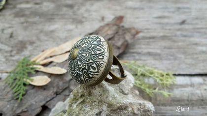 """кольцо """"Индия 1"""" из полимерной глины - кольцо,из полимерной глины,красивый подарок"""