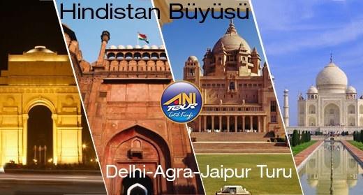 Egzotik Balayı Turları ---> Hindistan Büyüsü ---> Hindistan Altın Üçgen (Delhi-Agra-Jaipur) Turu ---> Hergün Hareket, Türk Havayolları İle.. 5 Gece 7 Gün olan #Anitur Hindistan Tur detayları için bağlantıyı takip edin.