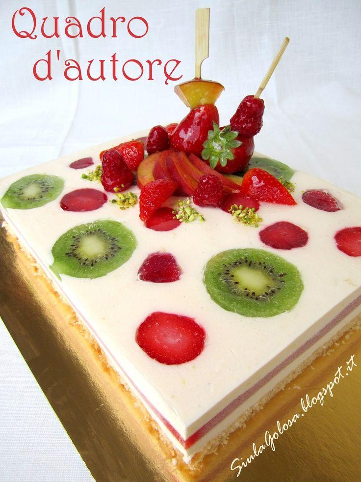 Oltre 20 migliori idee su torte moderne su pinterest for Arte delle torte clementoni