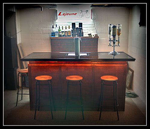 38 best kegerator images on pinterest bar ideas for Build your own walk in beer cooler