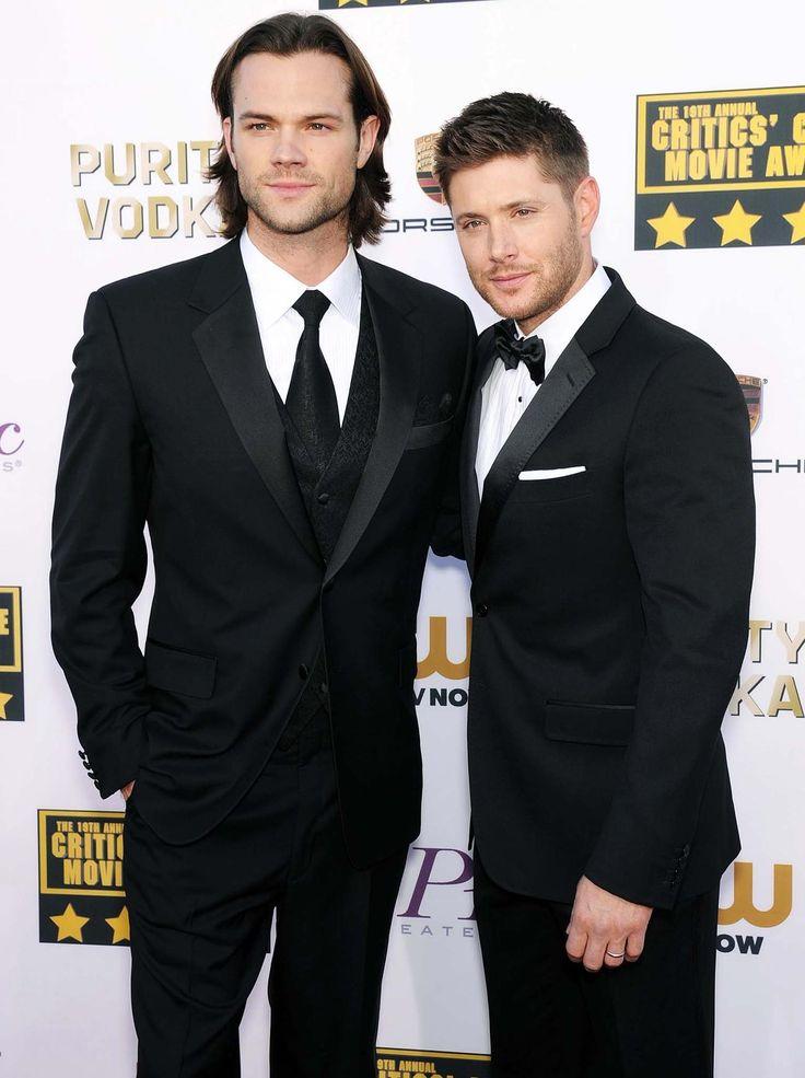 16 Supernaturally Hot Pics of Jensen Ackles and Jared Padalecki