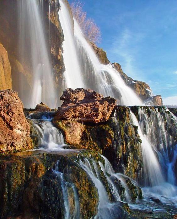 Fall Creek Falls - Rigby, Idaho