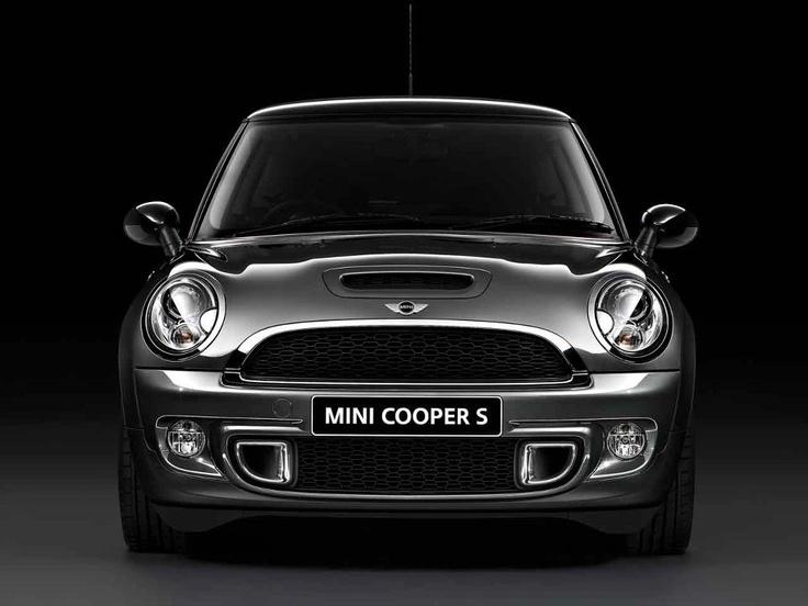 Mini Cooper S - I'm partial to the dark gray/dark silver