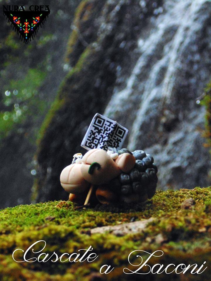 #laconi : #brebi and #waterfalls like water, we never stop.  #brebidisardegna #nuracrea