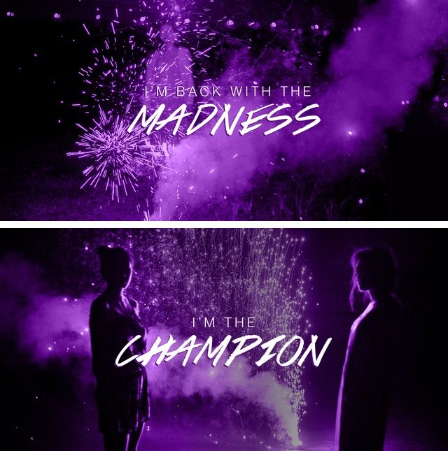 Champion - Fall out Boy