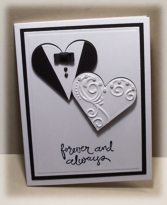 bridal shower - Homemade Cards, Rubber Stamp Art, & Paper Crafts - Splitcoaststampers.com