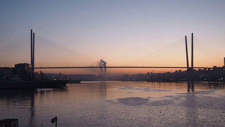 Утро во Владивостоке (Morning in Vladivostok)