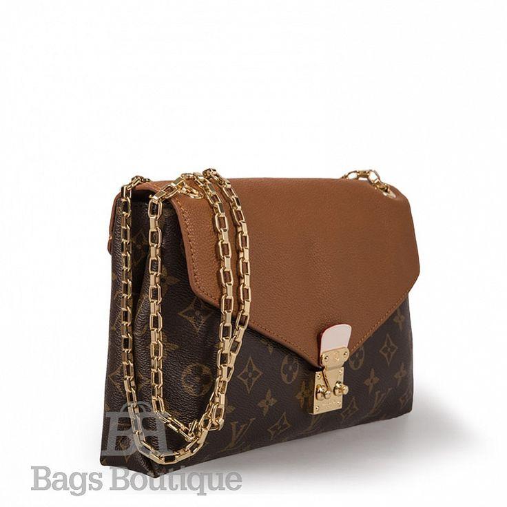 Клатч Louis Vuitton Pallas Chain (Палас чейн) - фото 2