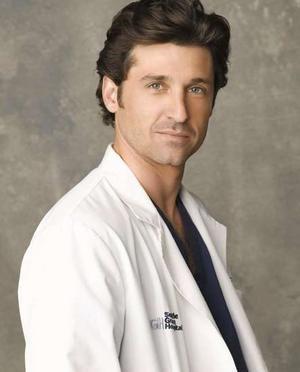 McDreamy aka Dr. Shephard.. (Patrick Dempsey)