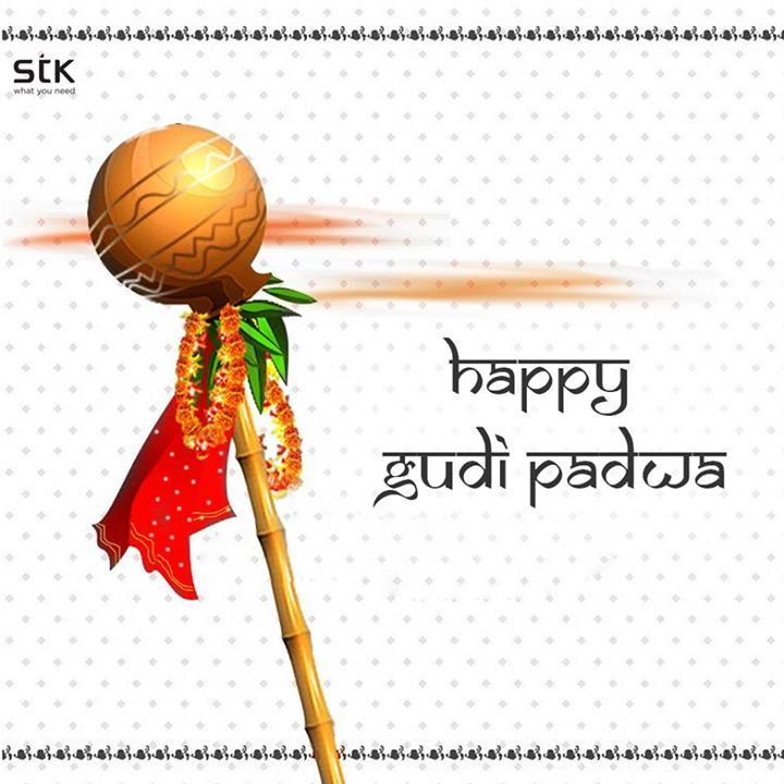 Hope the new year has all the colors of happiness and laughter in store for you all. Wishing you a Very #HappyGudiPadwa