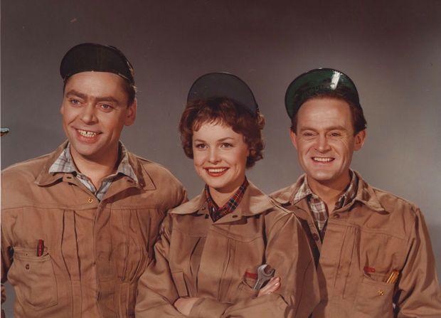 Baronessen fra benzintanken (Annelise Reenberg, DK, 1960)