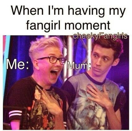 Fangirling - Tyler Oakley and Troye Sivan