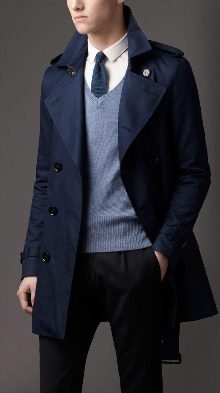 17 Best images about Men's Trenchcoats on Pinterest | Suits ...