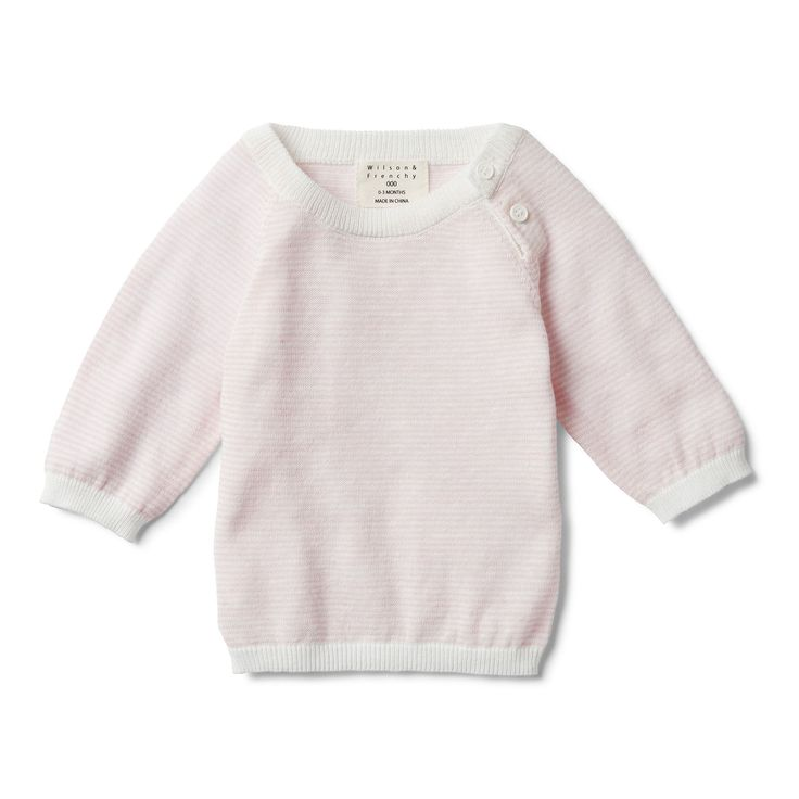 Our summer knitwear is lightweight and made from a beautiful blend of linen and cotton. Perfect for summer!   #wilsonandfrenchy #babystyle #instacute #baby #fashion #unisex #babylove #instababy #instagood #perfectbabies  #unisexbabyclothes  #newmum #babygift #babyshower #australiandesign #shopbaby #mumsunite #babylove #magicofchildhood #little