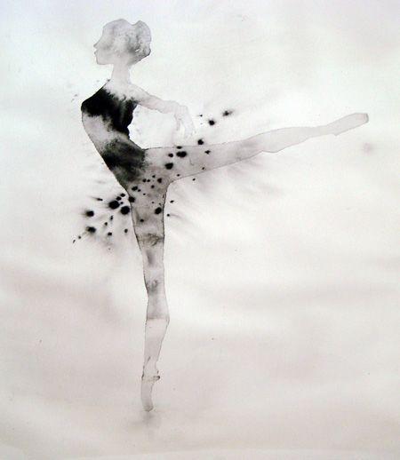 Ballet Dancer 1 by Bridget Davies