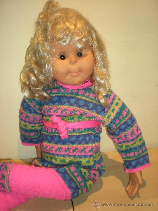 Muñeca Penique de mi infancia