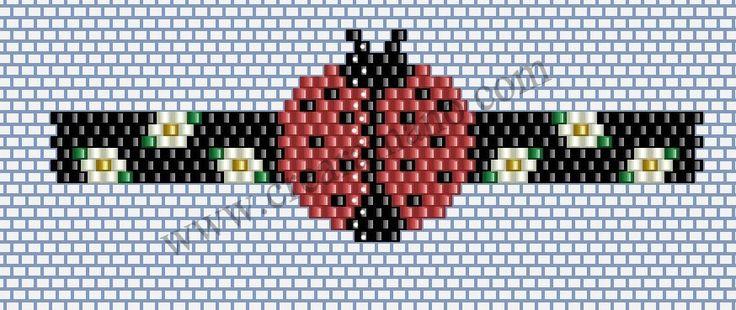 técnica peyote abalorios - Buscar con Google