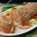 Polpettone di tonno e patate ricetta leggera