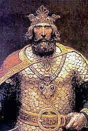 Король Артур — Князь Русов