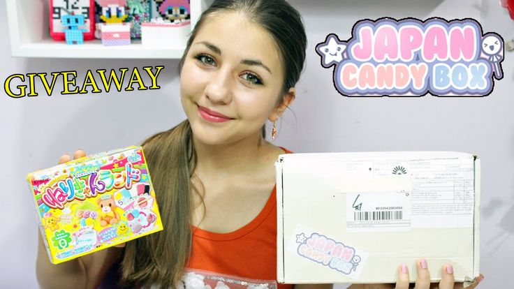 Assaggiamo gli snacks Giapponesi,è arrivata la scatola piena di snacks da JAPAN CANDY BOX !! ♥ Deliziosiiii! e c'è ne è una anche per voi !!  Sito Japan Candy Box : http://www.japancandybox.com  Like Japan Candy Box on Facebook :https://www.facebook.com/japan.candy.box  ✿ GIVEAWAY Japan Candy Box (Internazionale)✿ Prova a vincere questa scatola piena con snacks Giapponesi !♥