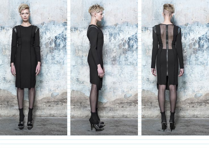 BEATE- GODAGER// BLACK-COPY COLLECTION// 2013