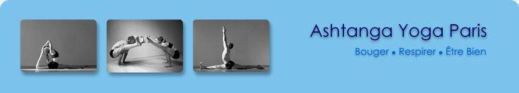 Horaires - Ashtanga Yoga Paris