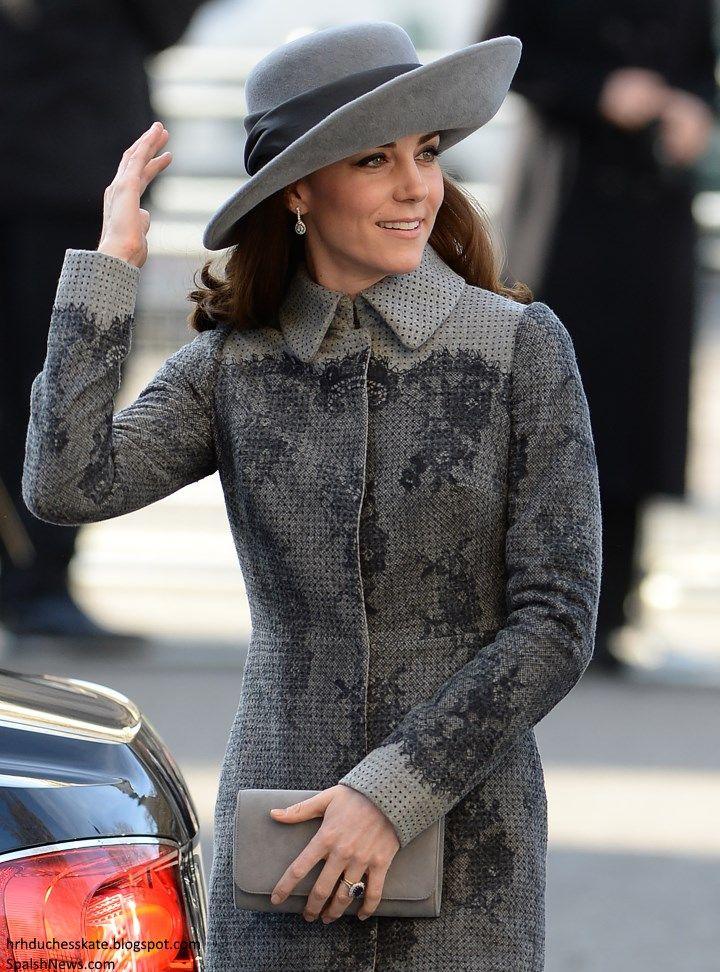 kate wearing Erdem Pre Fall 2015 Lace Coat - Google Search