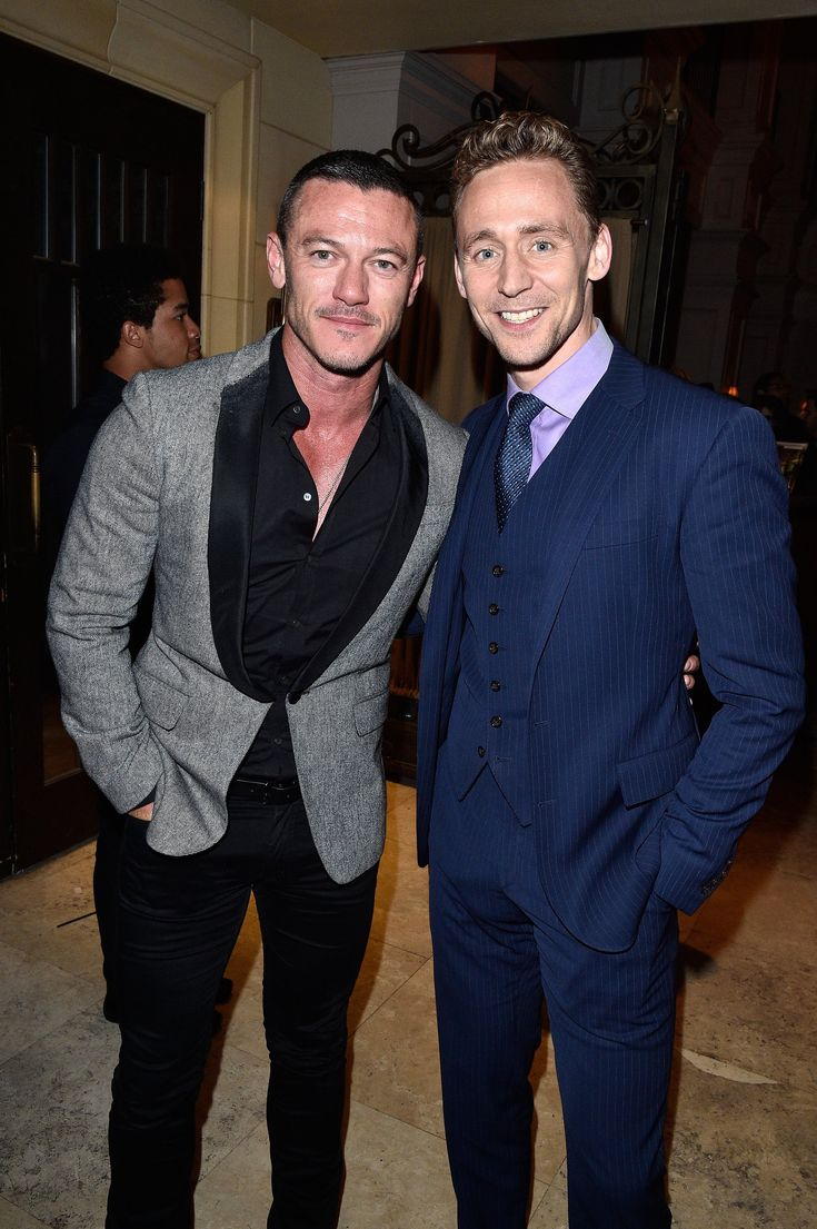 42 Pictures of Hot British Actors Being Hot Together | POPSUGAR Celebrity Australia