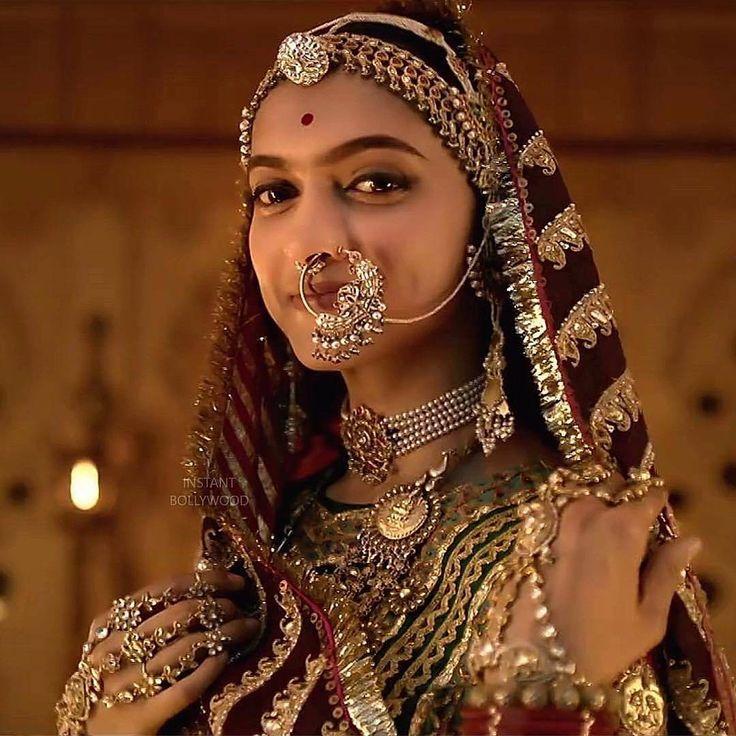 Deepika Padukone as Padmavati