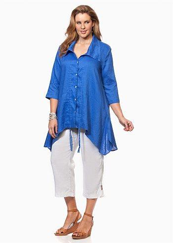 #Virtu Paolo Shirt #plussize #curvy #takingshape