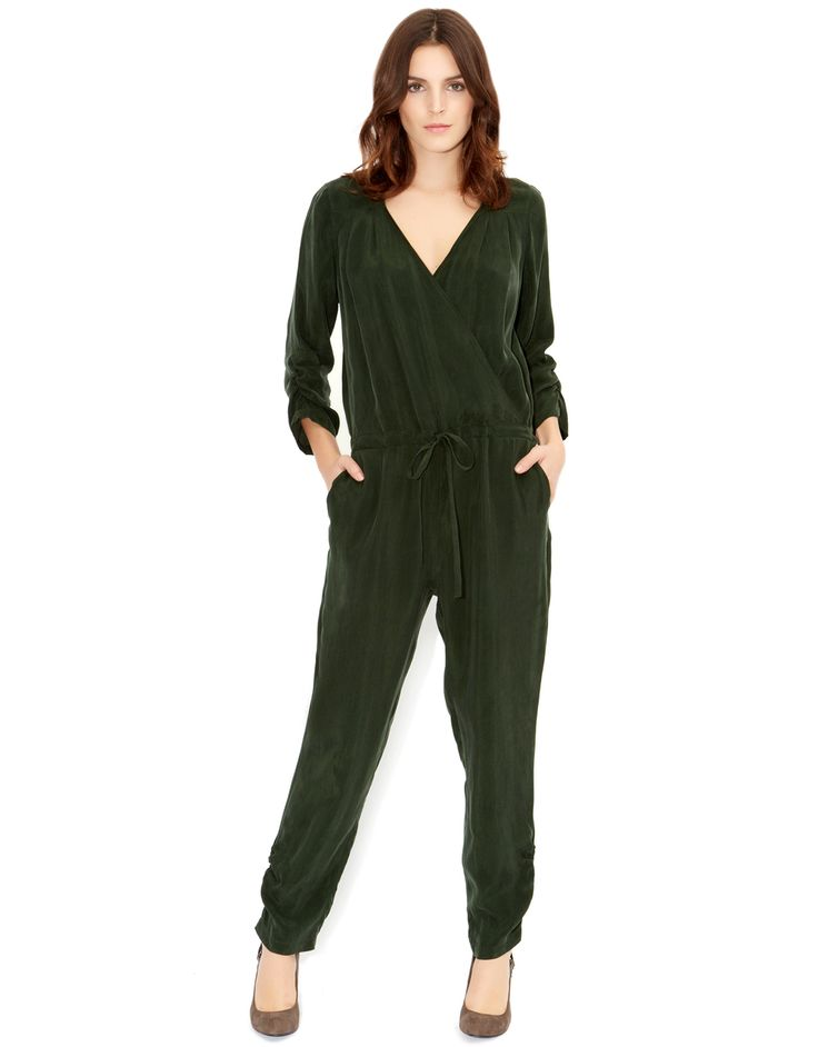 Free shipping and returns on Green Jumpsuits & Rompers at 440v.cf