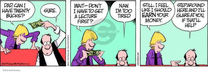 Zits daily comic strip