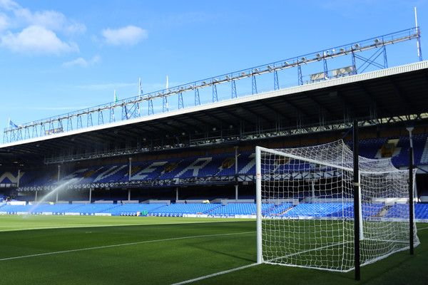General view from inside the stadium before kick off during the Premier League match between Everton and Middlesbrough at Goodison Park on September 17, 2016 in Liverpool, England.