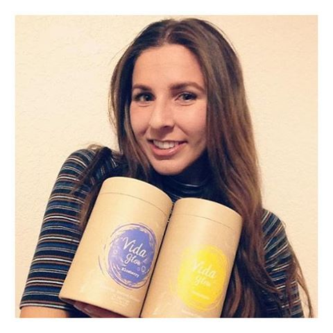 """""""The best tasting collagen. This stuff is amazing"""" via @fitbodyguide"""