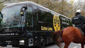 Γερμανία: Αμφιβολίες για την εμπλοκή ισλαμιστών στην επίθεση στο λεωφορείο της Ντόρτμουντ   Τρεις πανομοιότυπες επιστολές στα γερμανικά που βρέθηκαν κοντά στο σημείο της επίθεσης στο Ντόρτμουντ ανέφεραν πως πραγματοποιήθηκαν στο όνομα του Αλλάχ... from ΡΟΗ ΕΙΔΗΣΕΩΝ enikos.gr http://ift.tt/2ovOPB9 ΡΟΗ ΕΙΔΗΣΕΩΝ enikos.gr