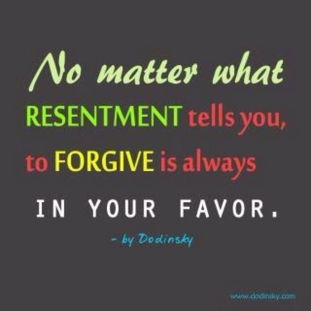Love Finds You Quote: No Matter What Restment Tells You, To Forgive Is Always In